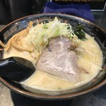 ひむろ - 札幌味噌ラーメン