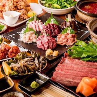 食べ放題宴会コースは2,980円よりご用意!