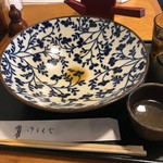 109558275 - この皿、とてもセンスが良い