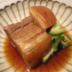 沖縄料理 金魚 - ラフテー☆