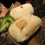 沖縄料理 金魚 - じゅーしーおにぎり☆