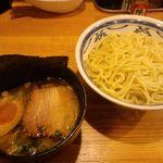 麺座 風水 - つけ麺¥700 +味玉¥80