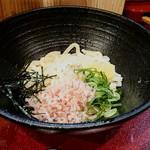 udonizakayaamamenzou - うどんは冷たいぶっかけうどん