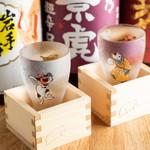 ねことふじい - 日本酒いろいろ