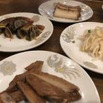 北京料理 方庄 - 前菜4品
