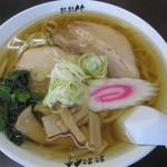青竹手打ちラーメン おお竹 - 料理写真:ラーメン  ¥600