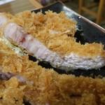 とん平 - 料理写真:上ロースかつ