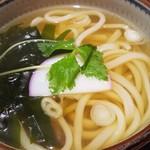 うどん市 - ◆「カツ煮丼セット」