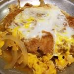 うどん市 - ◆「カツ煮丼セット」カツ煮