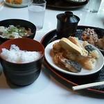 お食事処 錦鶴 - おばんざい。