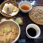 109570909 - 武蔵房蕎麦御膳(限定20食)
