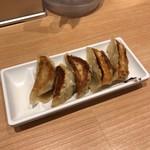 どうとんぼり神座 - Aセットの餃子