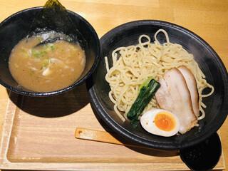 麺家 しゅんたく - 濃厚豚骨魚介つけ麺