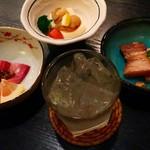 菜寿 - 前菜3品