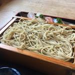 升風庵 - 地魚にぎりずしせっと(蕎麦)