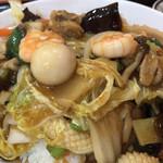香福園 - 中華丼
