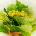 Ondhinu - セットのサラダ