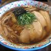 カミカゼ - 料理写真:醤油ラーメン(大)850円