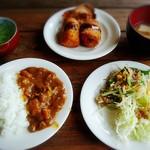 おいしい店 たんぽぽ - 料理写真:第一陣