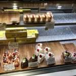 シェ・アオタニ - 商品ラインナップ 訪問時期は4月上旬です。