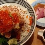 109584191 - ぜいたく丼 松¥1,980