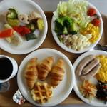 軽井沢ホテル パイプのけむり - 料理写真: