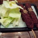だるま - 味噌串かつ