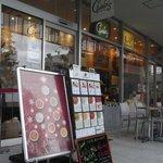 Chowder's - 『Lil'Donuts』との共用店舗?