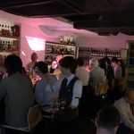 BAR 新宿ウイスキーサロン - スコッチモルトウイスキーソサエティーのセミナー中の様子