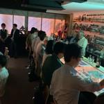 BAR 新宿ウイスキーサロン - スコッチモルトウイスキーソサエティーのセミナー中の様子 (by お店