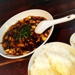 さくら厨房 - 麻婆豆腐