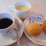 ホテル ルートイン - 料理写真:朝食
