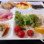 倉敷シーサイドホテル - 料理写真:朝食
