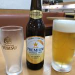 回転すし バリュー - 2019年6月9日  麦とホップの生ビール・ノンアルコールビール