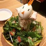 109597509 - 鶏パフェシーザー