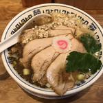 109598015 - 味噌チャーシュー麺