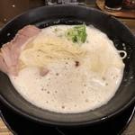 超豚骨 濃度8 - ストレート細麺
