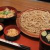 三松 - 料理写真:もりランチ(ミニカツ丼付)
