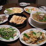 中華料理 華龍 - 料理写真:食べ放題飲み邦題で2980円!