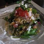レストラン 自然味工房 - レディースランチのサラダ