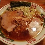 まる田 - 中華そば・比内地鶏