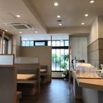 焼肉 京城苑 - 座った席から見た店内風景(2019.6.14)