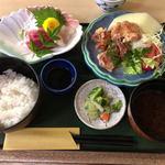 長松 - 料理写真:日替わりランチ(900円)