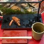 立喰 さくら寿司 - ご馳走様の完食です