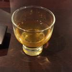 109621374 - 食前酒(梅酒)