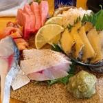 魚心亭 - 刺盛