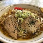 中華そば志のぶ支店 - 料理写真:冷し中華(2玉)