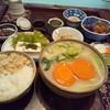 郷乃恵 - 料理写真:ダゴ汁メインの郷の恵御前1500円