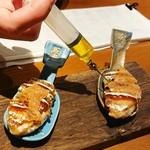 sousakuteppankonamonotoukyou - 牡蠣のワンスプーンにトリュフエキスを注入
