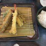 天ぷら家 てんてん - てんてん定食